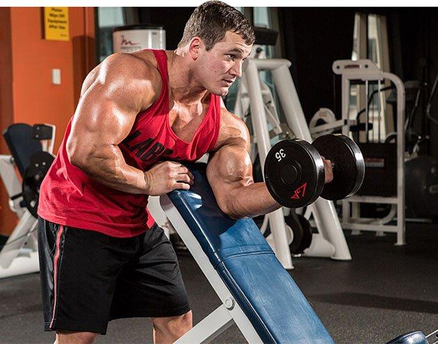 Жим на время: стройте мышцы с помощью времени под нагрузкой